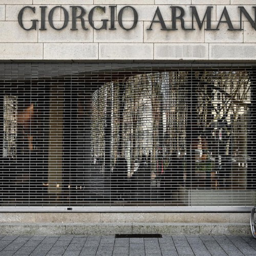 Armani Group converts all production to manufacture single-use medical overalls