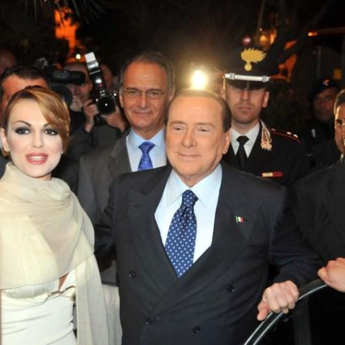 Breakup for Berlusconi