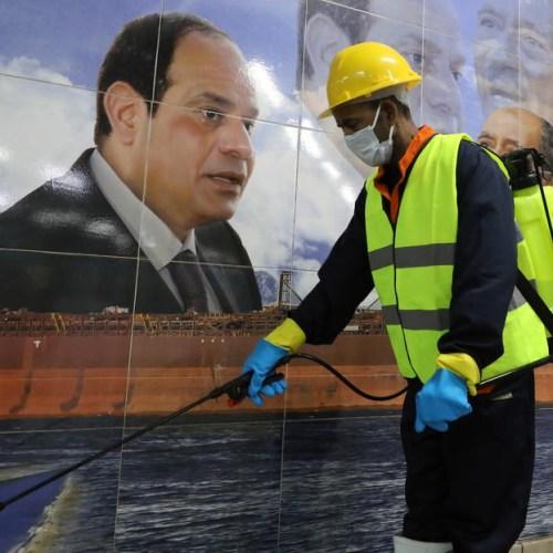 Egypt declares two-week curfew to counter coronavirus