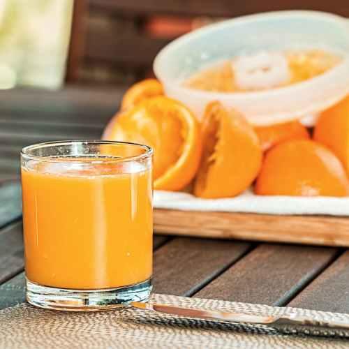 Orange juice prices soar on global markets