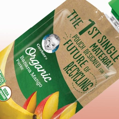 Nestlé announces industry's first baby food packaging designed for the future of recycling