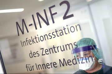 German COVID-19 cases rise sharply