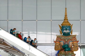 Thailand to reopen to more vaccinated visitors from November