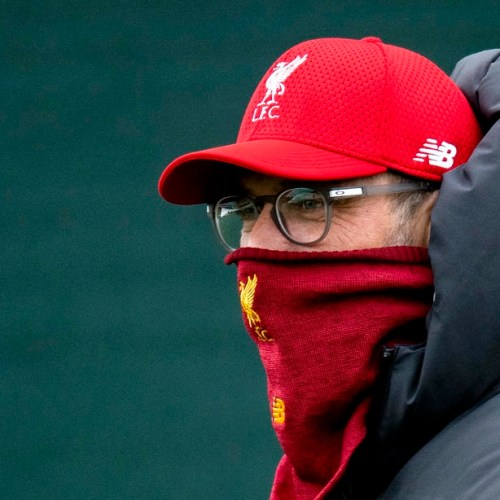 I immediately burst into tears – Jurgen Klopp upon seeing committed nurses and doctors singing You'll Never Walk Alone
