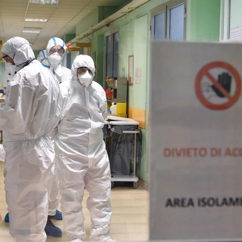 Italy's Coronavirus death toll increases drastically after 41 new deaths