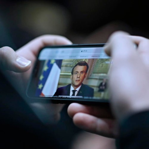 Phones of Macron and some French ministers targeted for surveillance