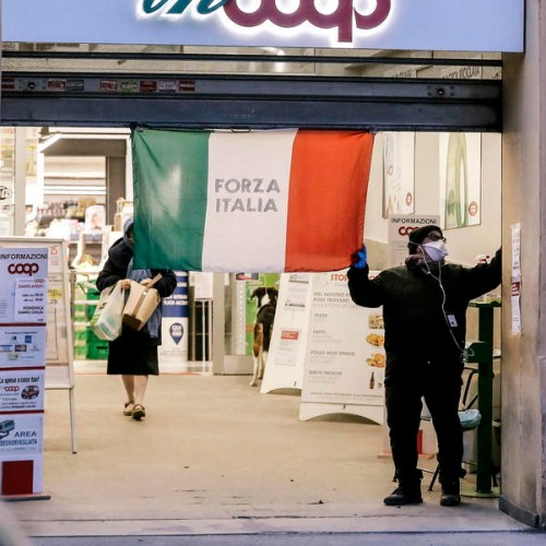 Recoveries increase significantly in Italy