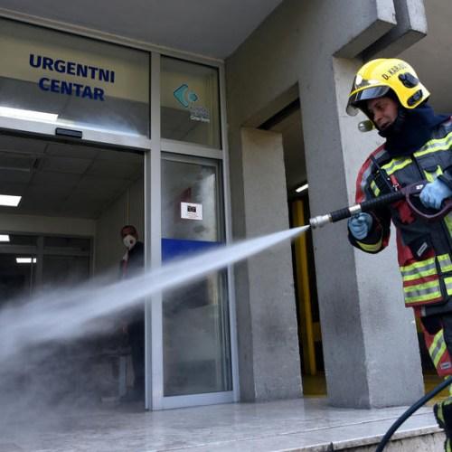 Montenegro reports its first death from coronavirus