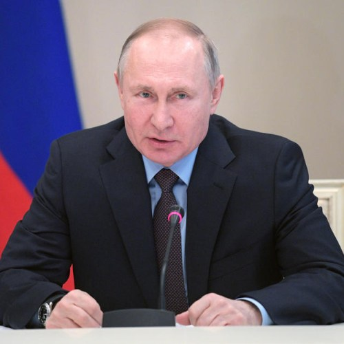 Putin concerned about arrangements with U.S. amid protests