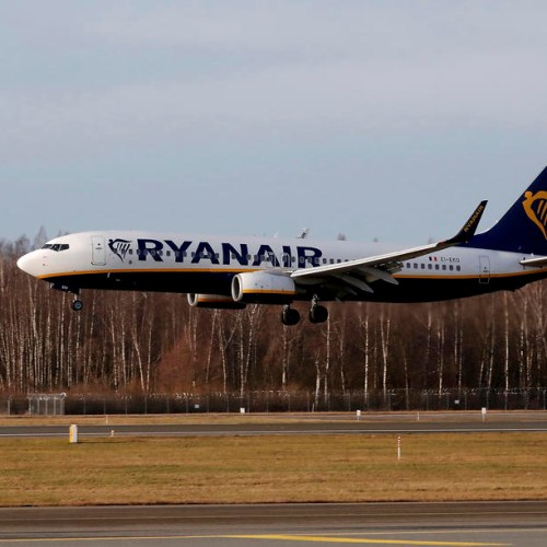Ryanair offers 'rescue fares' to ex-Flybe customers