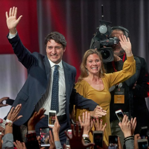 Canadian PM wife tests positive for coronavirus