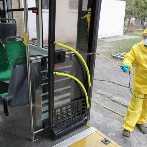 Ukrainian capital shuts schools, mass events to prevent spread of virus