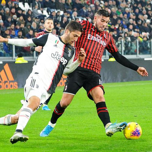 Juventus vs Milan Coppa Italia Semi-Final postponed amid spike in Coronavirus