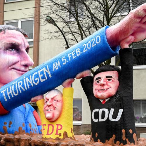 EU reacts to anti-Semitic celebrations