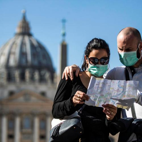 Vatican reports first case of coronavirus in Vatican City