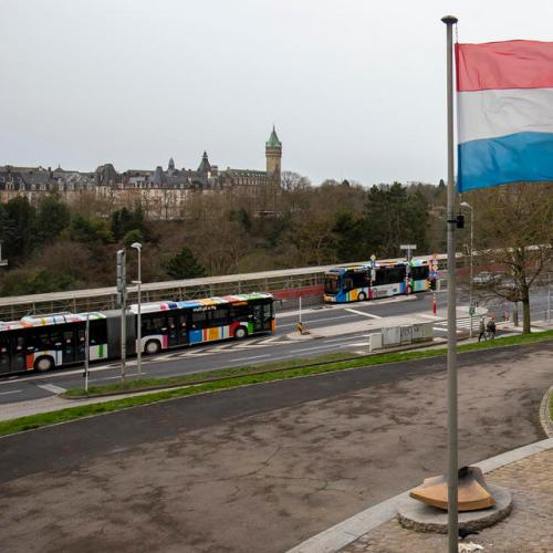 Luxembourg becomes first country to provide free public transport to all