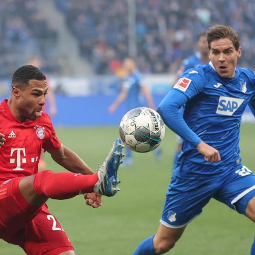 Protests over-shadow Bayern's 6 goal victory at Hoffenheim