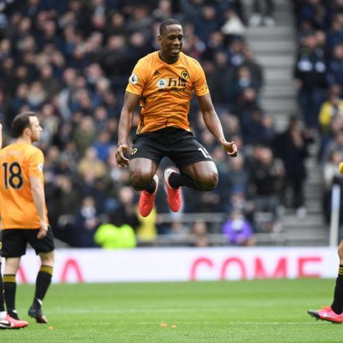 Wolves beat Tottenham 3 – 2