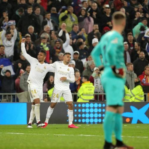 Real Madrid beats Barcelona in El Clasico