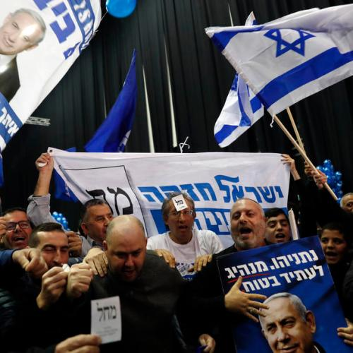 Netanyahu declares victory in Israeli election