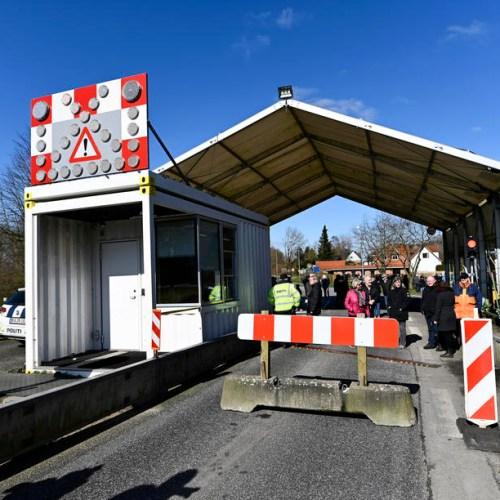 Denmark closes German border as COVID-19 safety measure