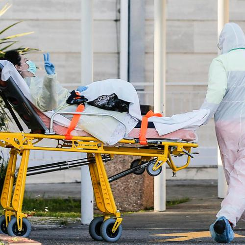 Italy now has nearly a third of the world's deaths from coronavirus