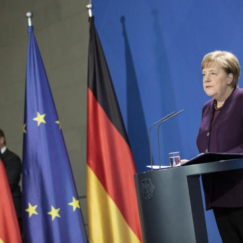 Merkel calls for EU resolve and unity as Germany takes the helm