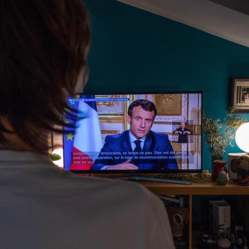 We are at war – Macron