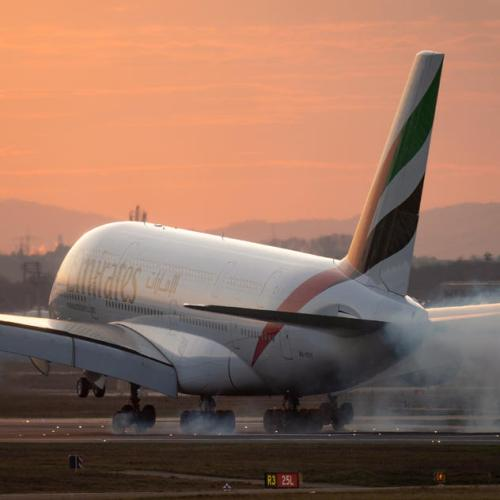 Emirates Airlines temporarily suspends all its passenger operations