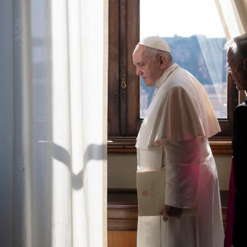 I asked the Lord to stop the epidemic – Pope Francis