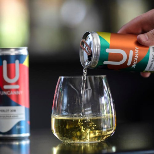Photo Story: Canned wine in South Africa