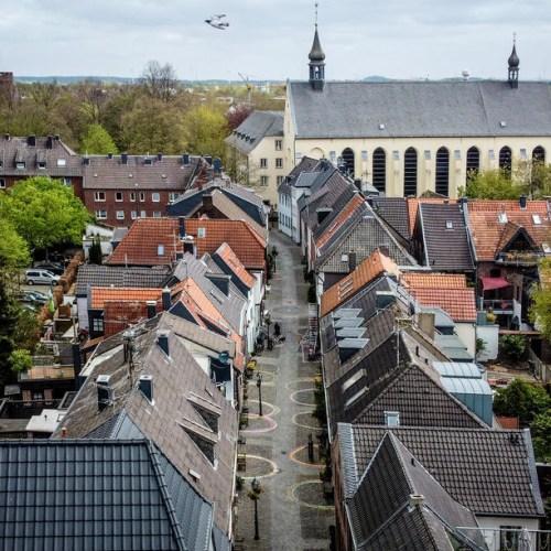 EPA's Eye in The Sky: Kempen, Germany