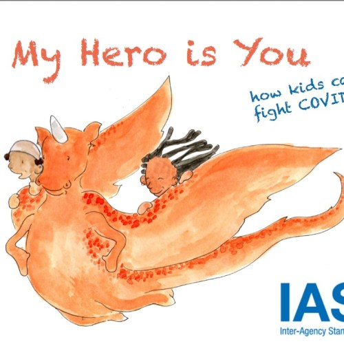 UN issues children's story book to help children cope with COVID-19