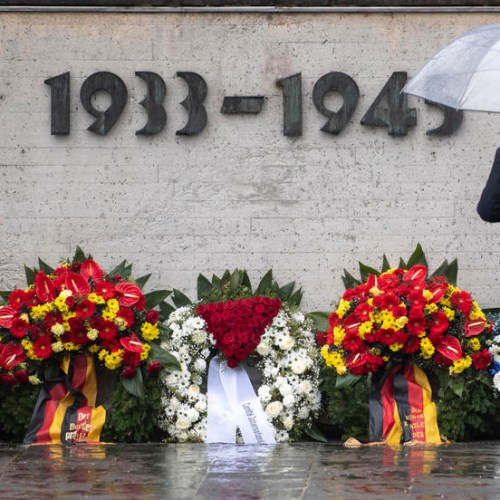 75th anniversary of the liberation of the Dachau concentration camp commemorated