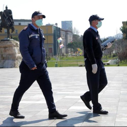 Albania extends lockdown
