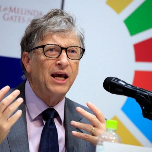 Bill Gates urges rich countries to fund coronavirus vaccine search
