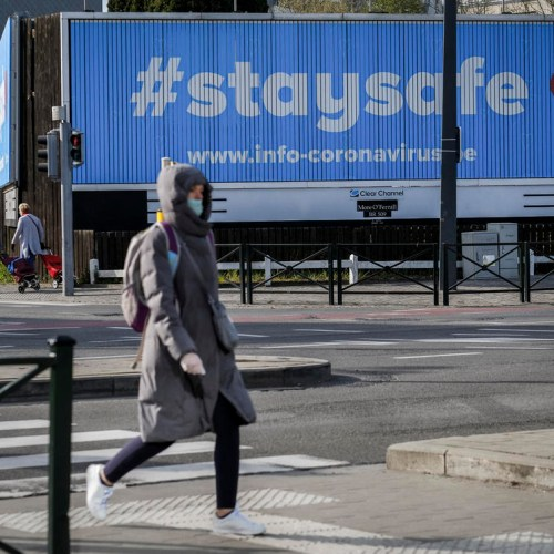 Photo Story: Staying safe in Brussels