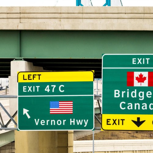 Canada-U.S. land border restrictions, hotel quarantine extended