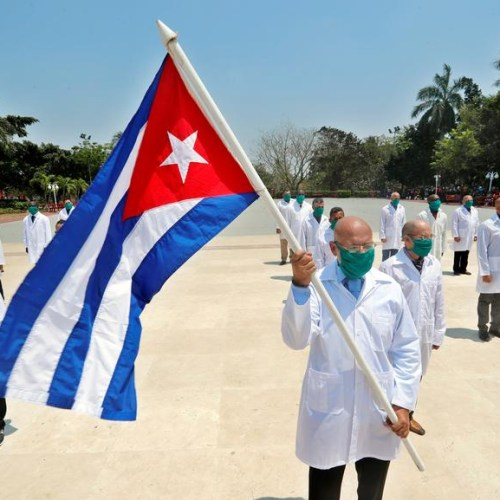 Photo Story: More Cuban doctors travel to Italy to help