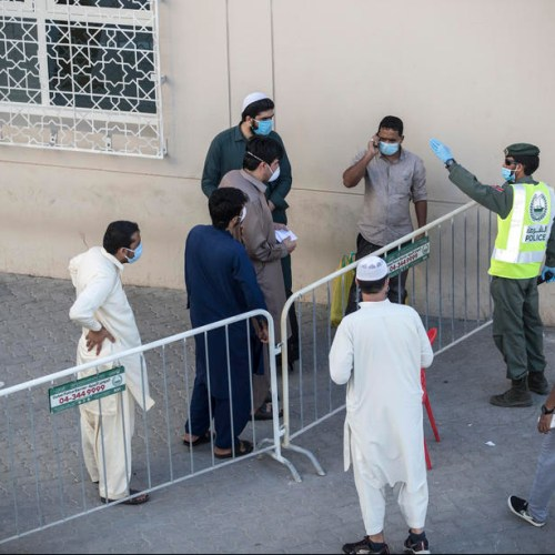 Gulf states step up coronavirus fight, first death in Kuwait