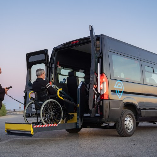 eCabs launches Accessible Mobility Service