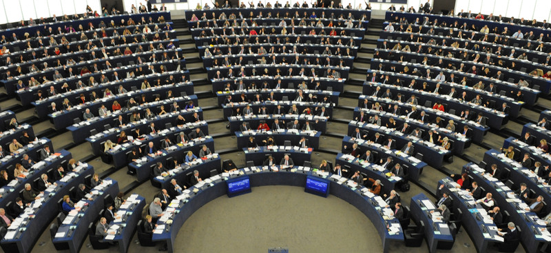 EU lawmakers reluctantly decamp to France for first pandemic session