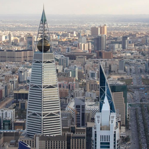 Despite downturn, Saudi Arabia pursues goal of doubling size of capital city
