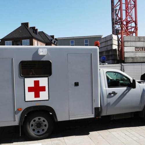 Furloughed staff in Sweden retrain to help hospitals