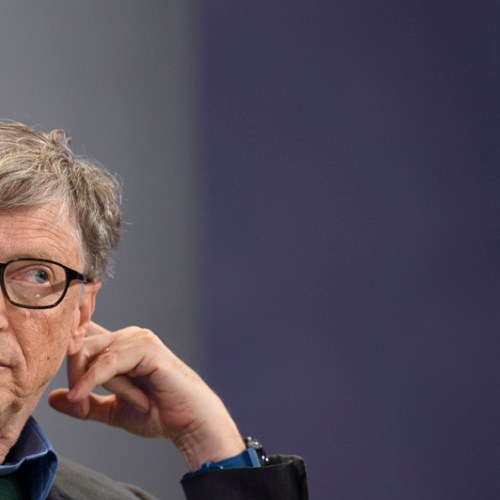 Bill Gates determined to do all he can in fight against coronavirus
