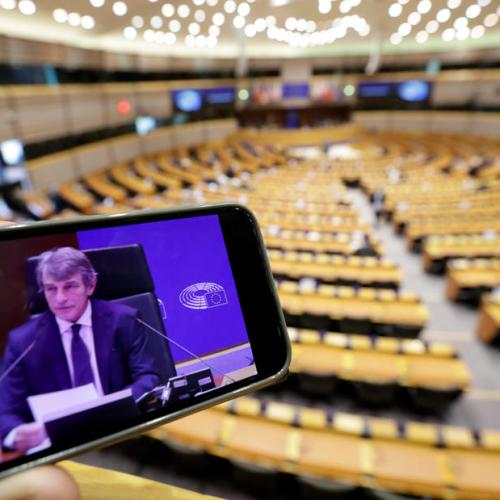 EP to discuss, vote on latest support measures supporting EU countries