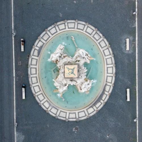 EPA's Eye in the Sky: Piazza Navona, Rome, Italy