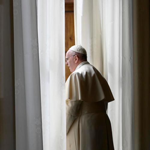 Society has to stand behind women victims of domestic violence – Pope