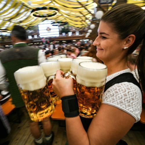 German Oktoberfest cancelled again due to COVID