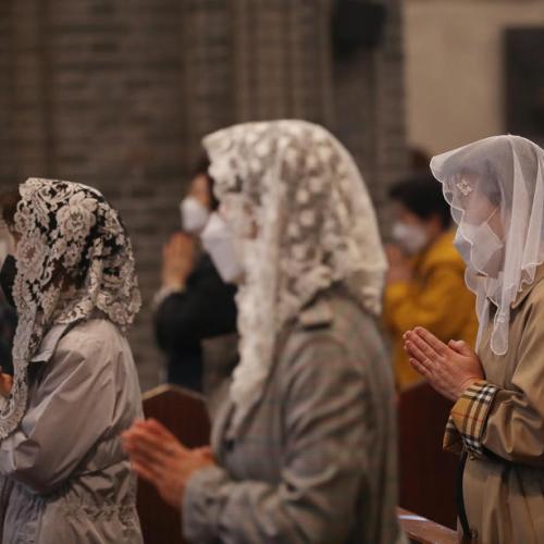 South Korea's big churches reopen